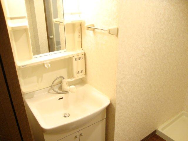 ルミエール泉 103号室の洗面所