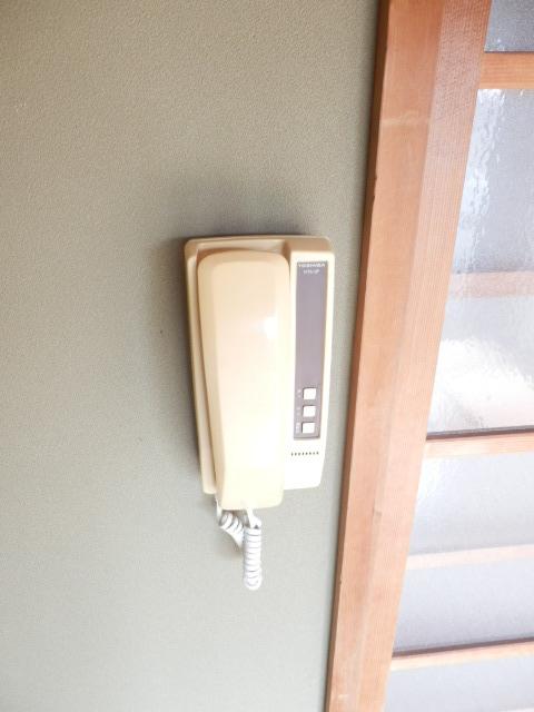 ソワサントニュー狭山 00203号室のセキュリティ