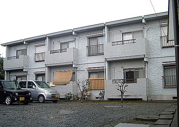 ソワサントニュー狭山 00203号室の外観