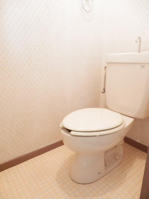 ソワサントニュー狭山 00203号室のトイレ