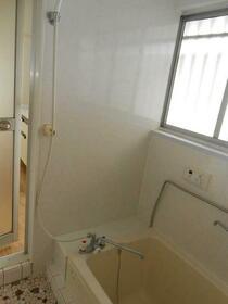 軽辺貸家の風呂