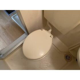 共立リライアンス上野町Ⅰ 0308号室のトイレ