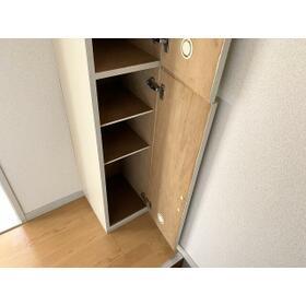 共立リライアンス上野町Ⅰ 0308号室の収納