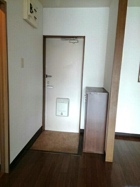 メゾンヌ-ベル 02020号室の玄関
