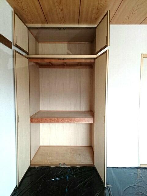 メゾンヌ-ベル 02020号室の収納