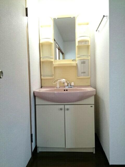 メゾンヌ-ベル 02020号室の洗面所