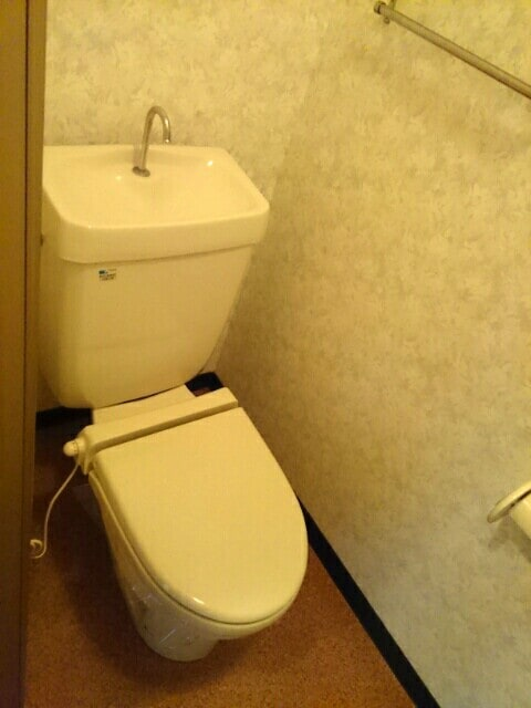 メゾンヌ-ベル 02020号室のトイレ