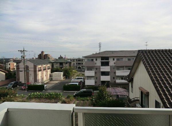 CHEZTOI・MY 203号室の景色