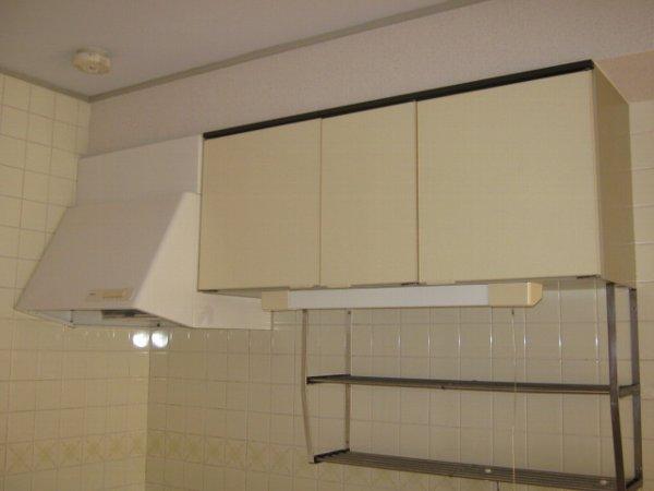 CHEZTOI・MY 203号室のキッチン