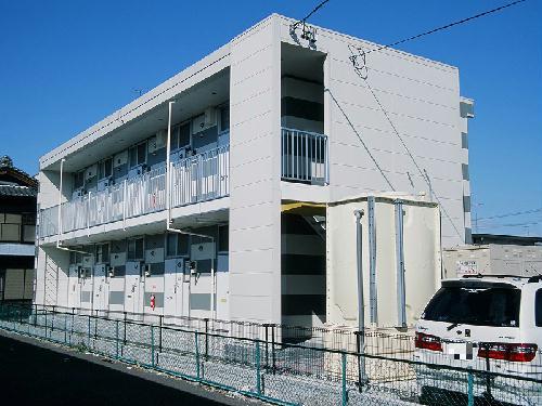 レオパレスTAKAHASHI Homes外観写真