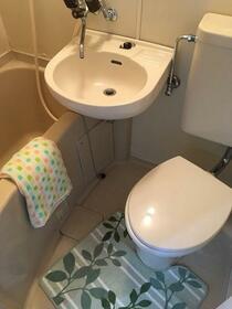 シオン八王子 702号室の風呂