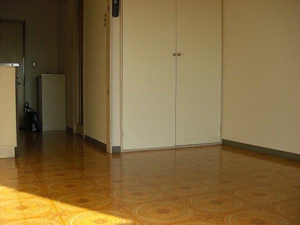 エルドラド 414号室の居室