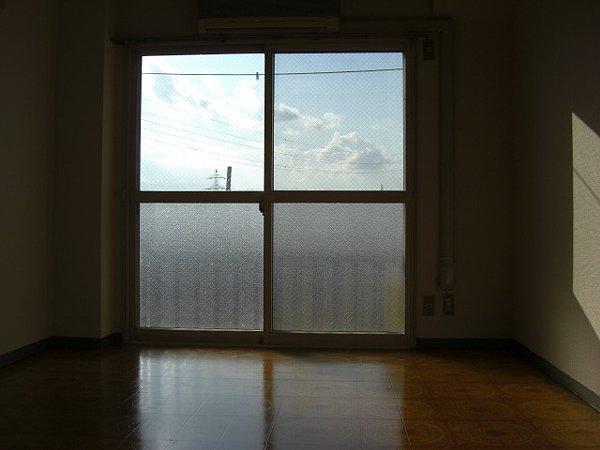 エルドラド 414号室の景色