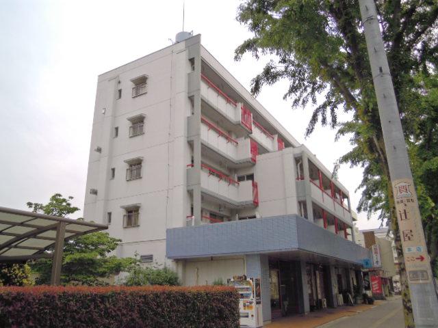 芦山ビルの外観