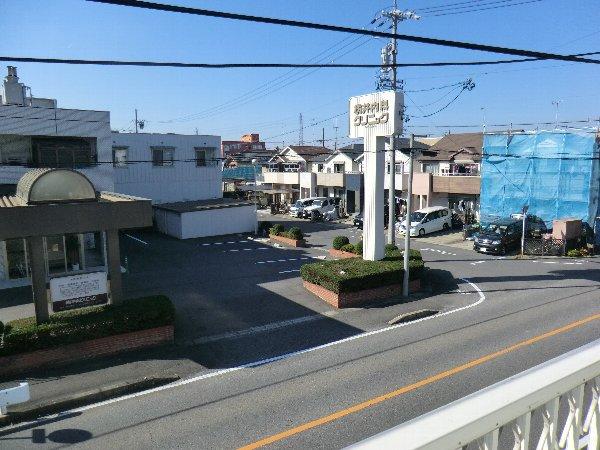 レピュート勝川Ⅱ 204号室の景色