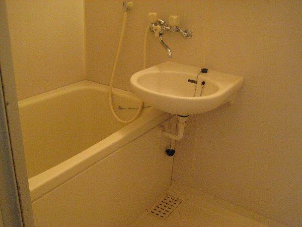 レピュート勝川Ⅱ 204号室の風呂