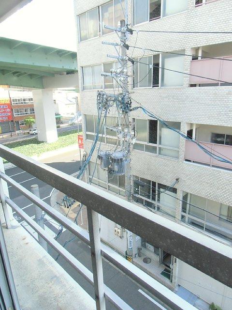 吉田ビル 403号室の景色