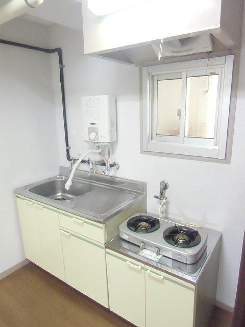 吉田ビル 403号室のキッチン
