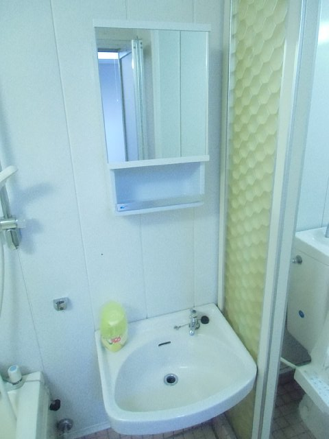 吉田ビル 403号室の洗面所
