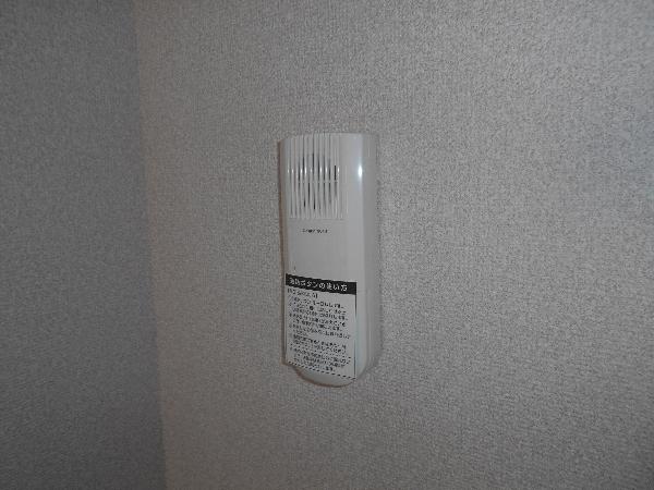 セピアハイツ 302号室のエントランス
