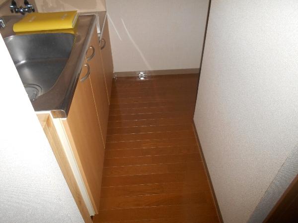 セピアハイツ 302号室のキッチン