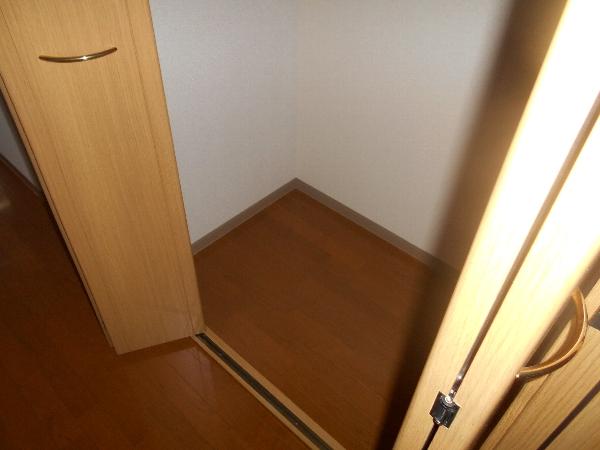 セピアハイツ 302号室の収納
