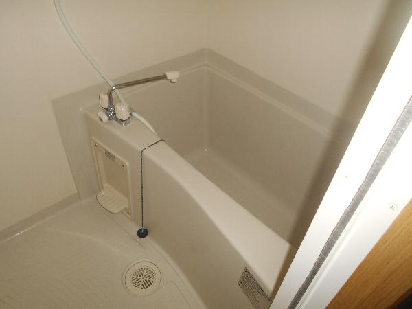 セピアハイツ 302号室の風呂