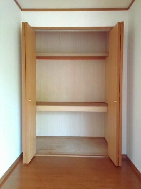 ロイヤルメゾンD 01020号室の収納