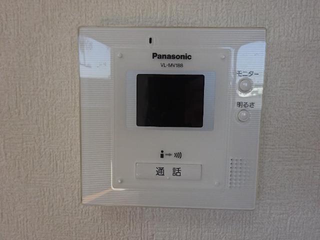 パールハウス 102号室のセキュリティ