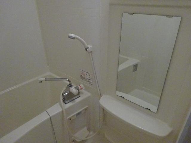 パールハウス 102号室の風呂