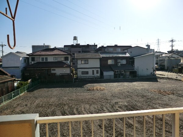 コーポ野崎第2 206号室の景色