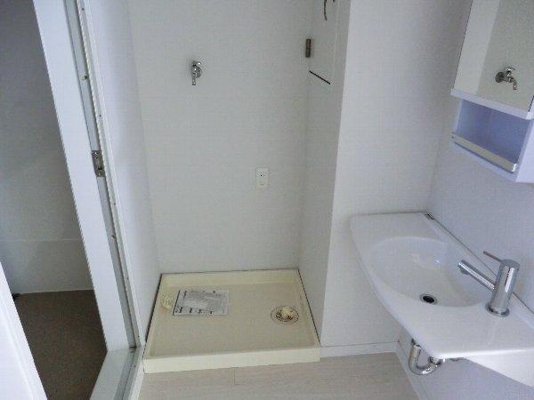 コーポ野崎第2 206号室のベッドルーム