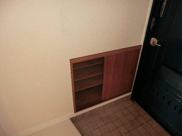 コーポ野崎第2 206号室の収納