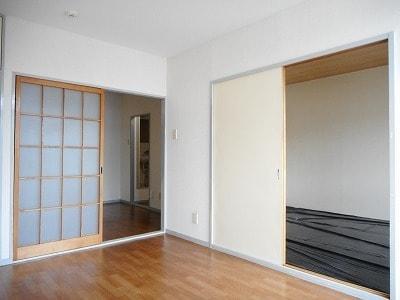 ランドロードヌマタA 02020号室の収納