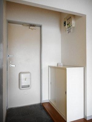 ランドロードヌマタA 02020号室のトイレ