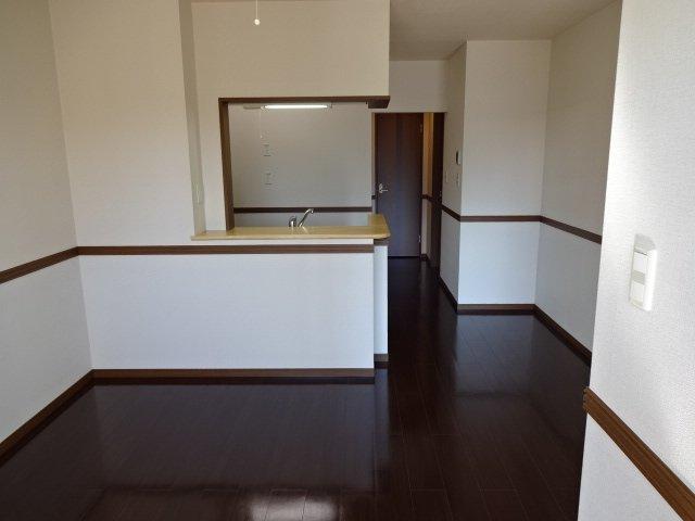コンフォース鳩山 00101号室のベッドルーム