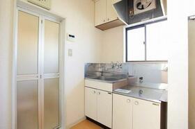 ガーデンコルテ 206号室のキッチン