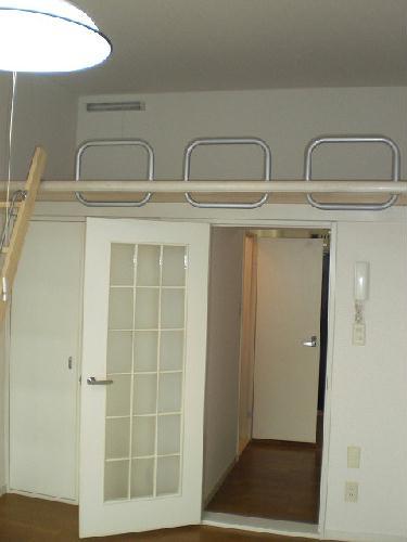レオパレス白山第6 206号室の収納