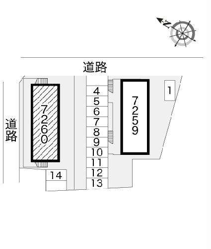 レオパレス白山第6 206号室のその他