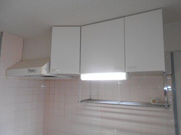 スターライトM 302号室のキッチン
