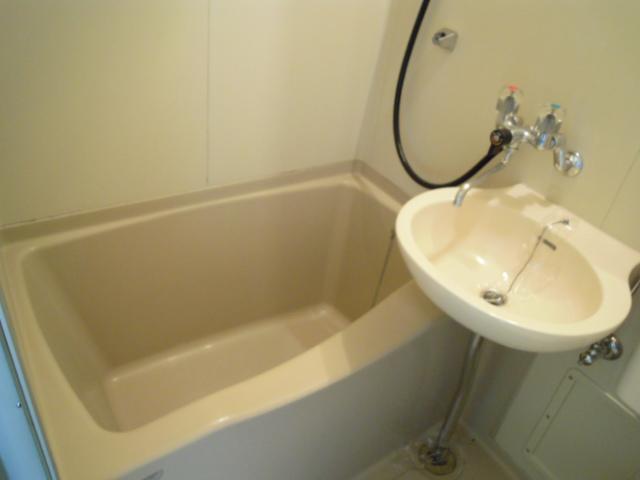 キャビン銀生 20A号室の風呂