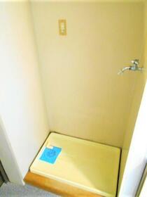 上福岡第2宝マンション 207号室のトイレ