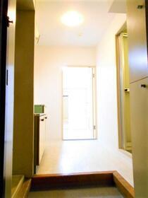 上福岡第2宝マンション 207号室の玄関