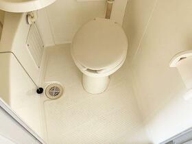 ヒールパイン上福岡 201号室のトイレ