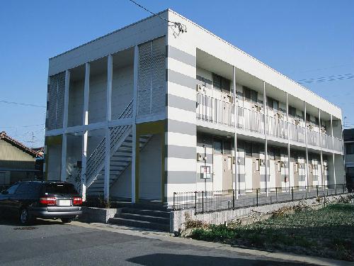 レオパレスアジマ 103号室の外観