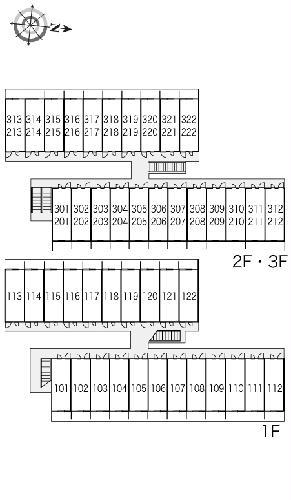 レオパレス富士 106号室のその他