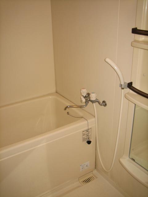 キャッスル小川 101号室の風呂