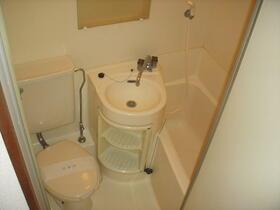 サンアベニュー獅子山 206号室の風呂