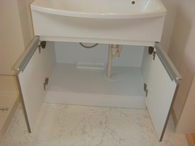 ミカーサ八木町 301号室の洗面所