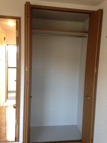 YSマンション 201号室の収納